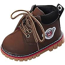 Zapatos de Deporte Bebé, LANSKIRT Zapatillas Deportivas Bebé Niños Niñas Bordado de Gato Antideslizante Zapatos