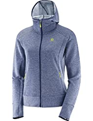 Salomon Right Nice - Sweat-shirt - bleu 2017 sweatshirt