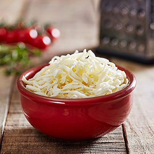Country Range Grated Mozzarella Cheese - 1x2kg