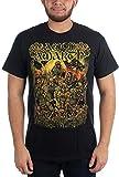 Amon Amarth - Loki Men's T-Shirt in schwarz, Medium, Black