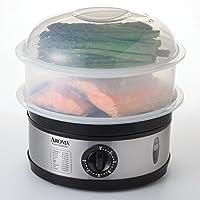 Aroma AFS-186 Food Steamer, 5-Quart