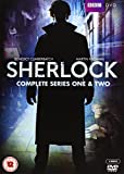Sherlock - Complete Series 1 & 2 [4 DVDs] [UK Import]