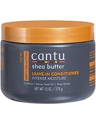 Cantu Homme Après-shampoing sans rinçage 368,5gram Pot (384ml)