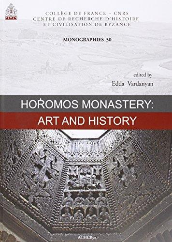 Horomos Monastery: Art and History par (Relié - Dec 31, 2015)