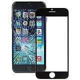 Wigento Austausch Displayglas Glas Ersatz Schwarz für Reparatur Apple iPhone 6 4.7 Zubehör Ersatzglas + Opening Tool Kit Werkzeug