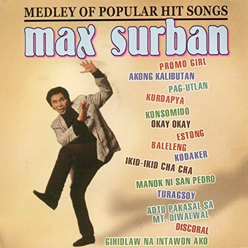 Re-Issue Series: Medley of Popular Songs