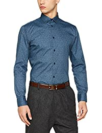 SELECTED HOMME Herren Businesshemd Shonenew-Mark Shirt LS Sts B