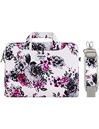 MOSISO Bolsa de Hombro Compatible 13-13.3 Pulgadas MacBook Air/MacBook Pro Retina/