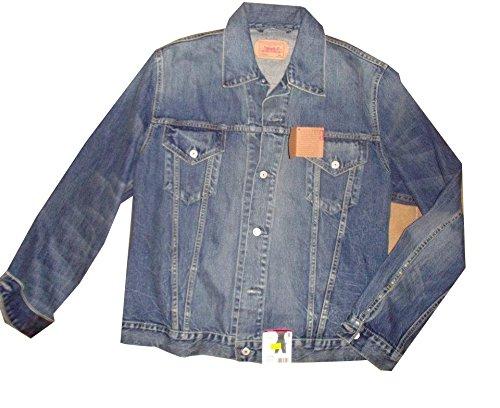 Giubbotto In Jeans Levi's Da Uomo RED TAB GUY Taglia XL articolo 70500.04.38