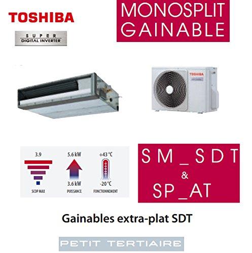 GAINABLE SDT EXTRAPLANO  TOSHIBA SDI RAV-SM404SDT-E