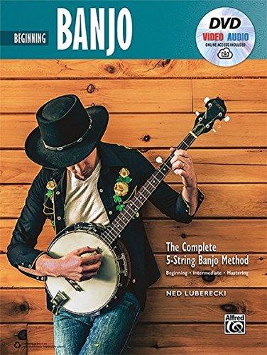The Complete 5-String Banjo Method: Beginning Banjo (Complete Method)