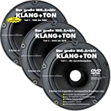 KLANG+TON - Heftarchiv - alle 3 Teile