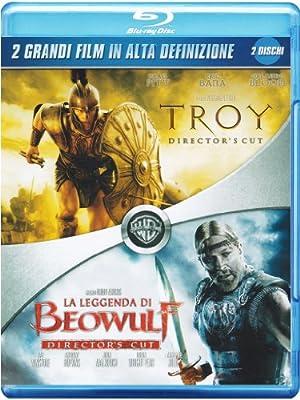 Troy + La leggenda di Beowulf(director's cut) [Blu-ray] [IT Import]