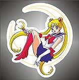 Aufkleber - Sticker Sailor Moon Manga Anime Cartoon Sticker - 3 -