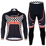 M_nner Sport Fahrrad lange Hôlse Jersey Anzug Fahrrad-Kleidung Anzug Sportkleidung Frôhling und Herbst