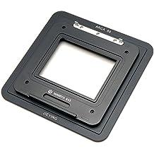 Joycorner® Jieying Adaptadores para Mamiya 645 Back To Arca 69 F Phase One Sinar Leaf Digital Back Adapter