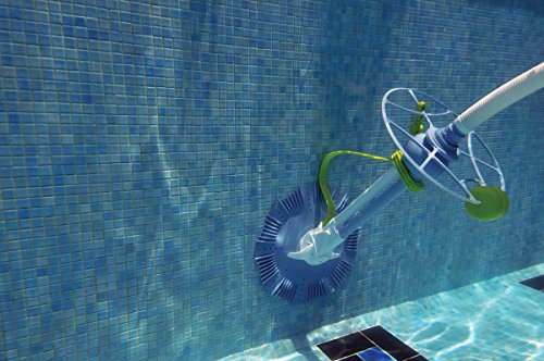 Kokido Zap Vac - Limpiafondos para piscinas, 9.6 m de manguera