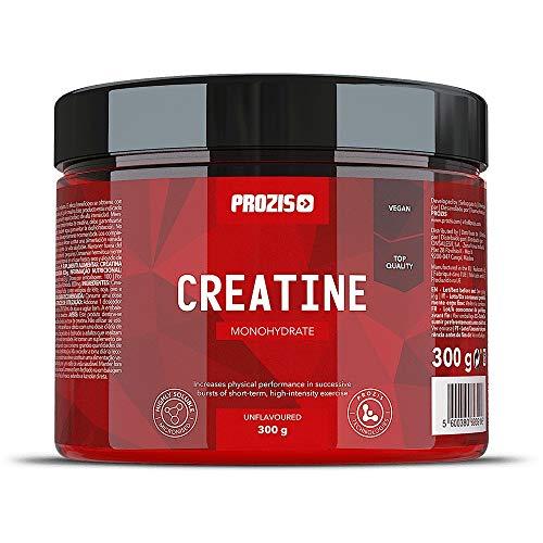 Prozis Creatina monohidrato Estimular la Fuerza, el Crecimiento y el Desarrollo Muscular,...