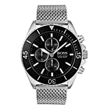 Hugo Boss Hommes Chronographe Quartz Montres bracelet avec bracelet en Acier...
