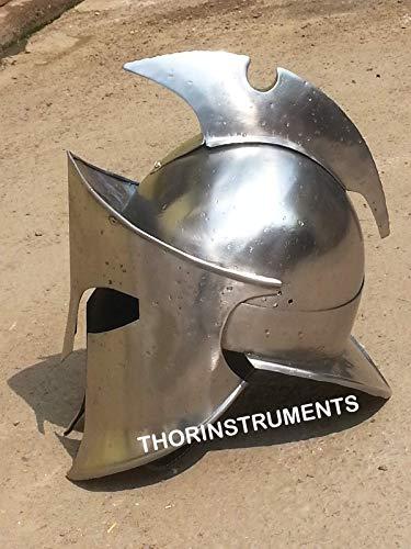Kostüm Rüstung Spartan - Sara Nautical MEDIVAL 300 Movie Spartan Helm Rüstung Halloween Kostüm