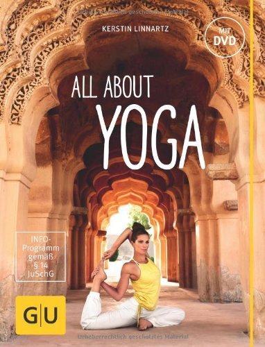 All about Yoga (mit DVD) von Kerstin Linnartz (2. September 2013) Taschenbuch