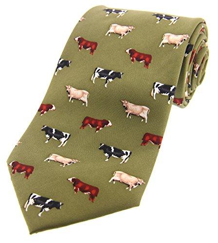 Corbata - Animal Verde
