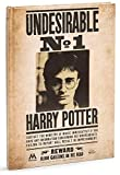 HARRY POTTER - Cuaderno DIN A5 Indeseable No. 1, (Elbenwald...