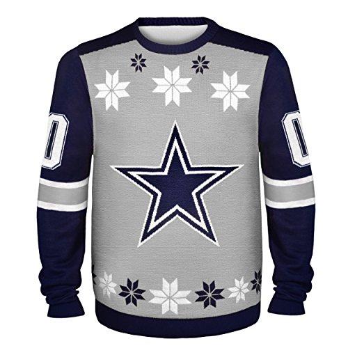 Forever Collectibles NFL Jersey-Pullover, grau - Sweatshirts Cowboys Nfl Männer Für