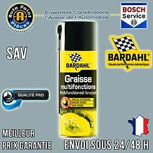 Bardhal 2001388 Graisse Multifonctions Adhésive & Filante