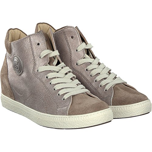 Sneakers Green Wedge (Wedge, 6)