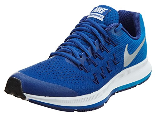 Nike Jungen Zoom Pegasus 33 (Gs) Laufschuhe Game Royal/Photo Blue