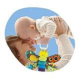 Lamaze Freddie the Firefly Clip On Pram and Pushchair Baby Toy Bild 3