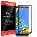 MASCHERI Screen Protector For Samsung Galaxy A9 2018, [3