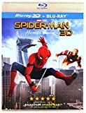 Spider-Man: Homecoming [Blu-Ray]+[Blu-Ray 3D] [Region B] (English audio. English subtitles)