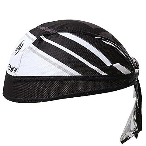 Ezyoutdoor Motorcycle Biker Skull Caps Personalized Pirate Scarf Windproof Cycling Sunscreen Sweat Outdoor Head Wraps
