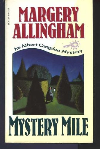 Book cover for Mystery Mile