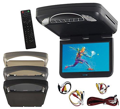 Voxx MTG13UHD 13,3 Zoll HD Overhead DVD Monitor mit HD Eingängen (Audiovox Overhead-dvd-player)