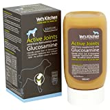 Vet's Kitchen Active Joints Glucosamine Liquid Supplement For Dogs, 300ml (Pack of 2)