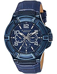Giordano Analog Blue Dial Men's Watch - P1059-03