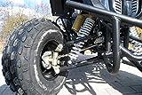 Kinder Quad Warriorer (Benzin 125ccm) - 7