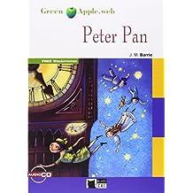 Peter Pan+cd (fw) N/e (Black Cat. Green Apple)