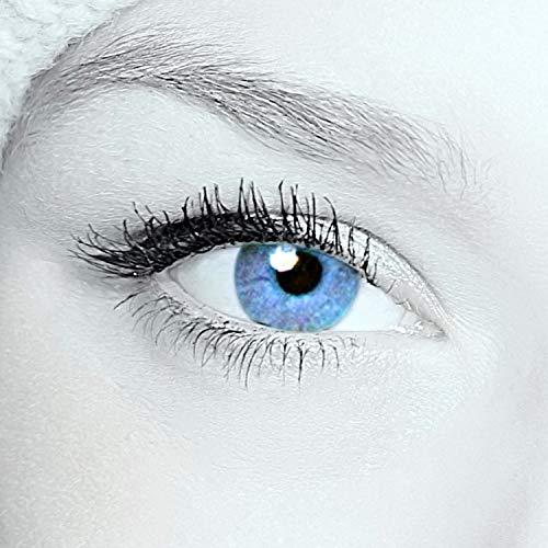 Estos azules lentes de contacto son lentes de contacto suave y ofrecen por tanto una muy buena comodidad. a través de la producción de lujosa techos estas lentes de contacto también en azules oscuros ojos la original Color ojo muy bien a partir de lo...