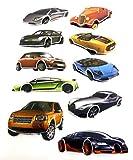 3D Auto Aufkleber, Spaß Kinder Etiketten für Handwerk, Dekoration & Party Taschen