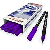 Edding 4200Porzellan-Stift Violett 1–4mm–10Stück–8