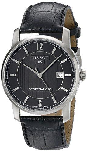 Tissot Titanium Powermatic 80