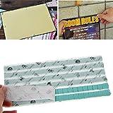 BIlinl Onglets de Mastic adhésifs Amovibles réutilisables pour la Colle Bleue 75g 120pcs Tack It