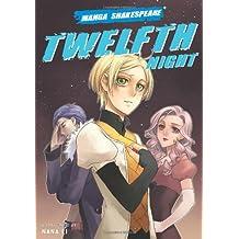 Manga Shakespeare: Twelfth Night