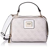 Guess Womens Cross-Body Handbag, Stone - SG766870