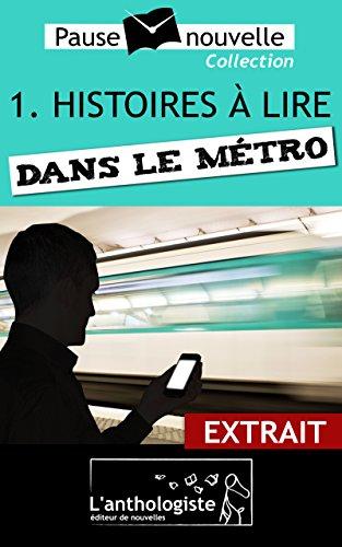 Couverture du livre Histoires à lire dans le métro - extrait
