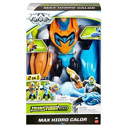 Max Steel CDX39 - MS Acqua Max